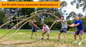 Bootcamp at Fairfield Park