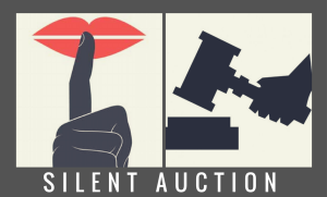 silent auction poster