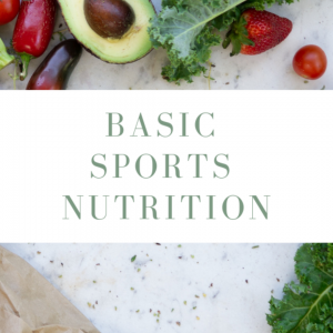 Insta CW Basic Sports Nutrition