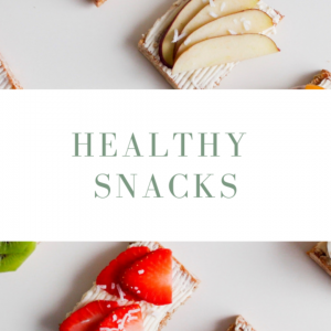Insta CW Healthy Snacks